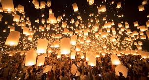 fireworks lantern thailand restricts sky lanterns fireworks due to aircraft safety