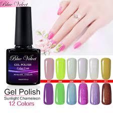 online get cheap nail uv gel color changing blue aliexpress com