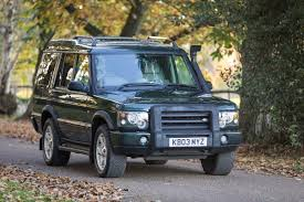 land rover 1940 used 2003 land rover discovery td5 es for sale in surrey pistonheads