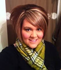 images of neckline haircut on fat women haircuts for chubby women cute short hairstyles for fat women
