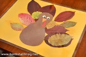 turkey leaf placemat hop