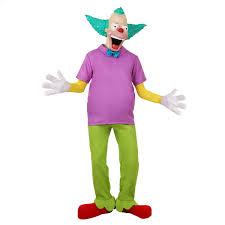 Mens Clown Halloween Costumes Popular Halloween Costume Man Buy Cheap Halloween Costume