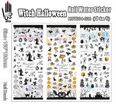 halloween stickers bulk online buy wholesale halloween nail art from china halloween nail