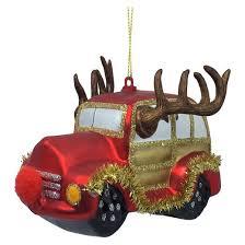 glass reindeer car ornament wondershop target