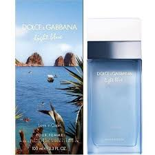 d g light blue womens review d g light blue love in capri for women by dolce gabanna eau de