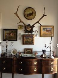 I Was Inspired By Gorsuch Catalog To Decorate My Dining Room In A - How to decorate my dining room