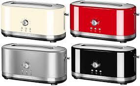 Best Four Slice Toaster Uk Kitchenaid Manual Control Long Toaster 4 Slice
