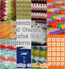 pattern of crochet stitches interesting and unusual crochet stitch patterns 10 free tutorials