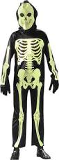 Glow Dark Halloween Costumes Skeleton Suit Costumes Skeleton Costumes Brandsonsale