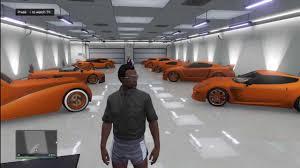 gta 5 online multiplayer sickest best u0026 most expensive garage