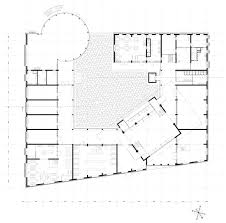 floor plan of mosque archiprix nederland
