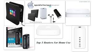 top 5 best routers for home use