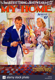 new homes and ideas magazine my home funfair 1933 cover of the english home and lifestyle