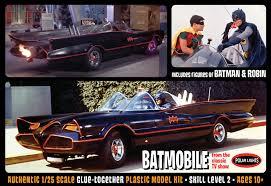 batman classic 1966 batmobile with figures 1 25 model kit batman