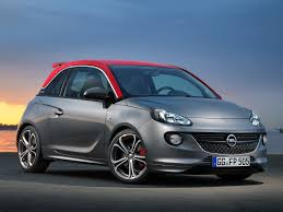 opel gold opel adam s 150 hp pocket rocket revealed ahead of paris