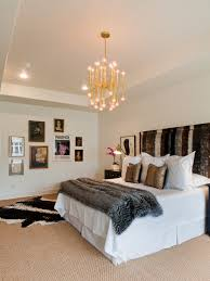 Meurice Chandelier Meurice Floor L Antique Brass White Curtains White Bedding