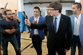 the latest catalonia 90 percent vote for independence boston