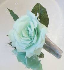 mint green corsage mint green corsage and boutonniere for prom search prom