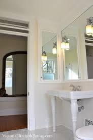 Bathroom Remodels Before And After Vintage Inspired Diy Bathroom Remodel Before And After Photos