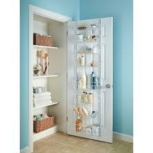closetmaid 8 tier over the door adjustable wire rack white target