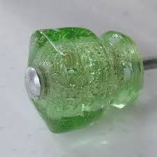 Green Glass Cabinet Knobs Te Ma Handmade Glass Cabinet Knobs Pulls Artistic Artisan