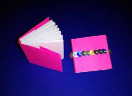 origami modular mini books mini diary diy valentine u0027s gift