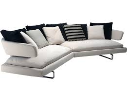Curved Settees And Sofas by Sofas Magnificent Circle Settee Curved Leather Sofa Round Corner