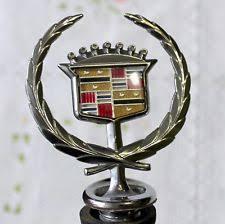 cadillac emblem ebay