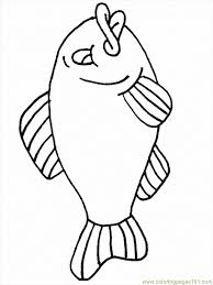 coloring pages fishing coloring home