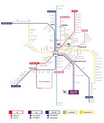 6 Train Map Kl Klcc Lrt Map Lrt Malaysia Route Map Pdf Inspiring World Map