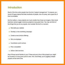 8 project management plan examples nurse resumed
