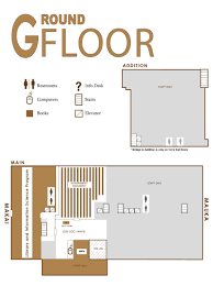 floorplans university of hawaii at manoa library hamilton