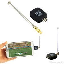 best android stick digital micro usb mobile tv tuner stick hdtv sdtv satellite finder