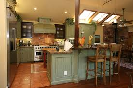 Green Country Kitchen Country Green Kitchen Country Kitchen Orange County By