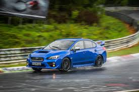 green subaru nürburgring monsoon subaru wrx sti record attempt on the
