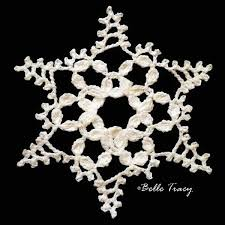 2619 best snowflakes images on crochet snowflakes