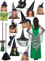 adults witch fancy dress ladies teens halloween costume horror