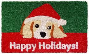 Outdoor Coir Doormats Decor Christmas Coir Doormat For Exclusive Home Decor U2014 Www