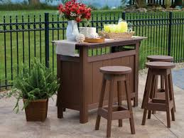 Bar Set Outdoor Patio Furniture - patio astonishing outdoor bar sets clearance discount outdoor