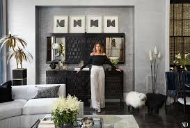 Elle Decor Celebrity Homes Carole Radziwill New York Apartment Tour