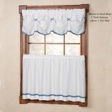 coffee tables custom color block curtains navy blue valance