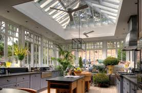 cuisine sous veranda faire de votre véranda votre cuisine avantages et inconvénients