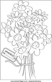 coloring pages mothers day flowers free mother s day coloring pages mothers day coloring sheets
