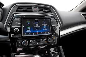 nissan maxima xm radio id 2016 nissan maxima review first test motor trend
