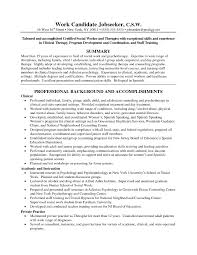Resume Samples Young Adults by Examples Of Resumes 25 Cover Letter Template For Social Worker