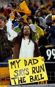 Steelers Ravens Meme - jesus nfl pittsburgh steelers funny meme point spread 2014