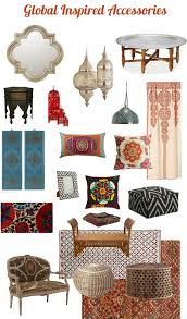global inspired accessories travel abroad design elements and