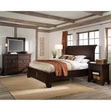 Telluride Piece Cal King Bedroom Set - Grande sleigh 5 piece cal king bedroom set