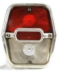 tail light lens assembly 1962 chevrolet chevy ii nova oem auto car tail light lens 5953465