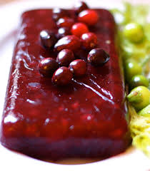 cranberry jello salad recipes thanksgiving the bitten word thanksgiving 2009 jellied cranberry sauce with